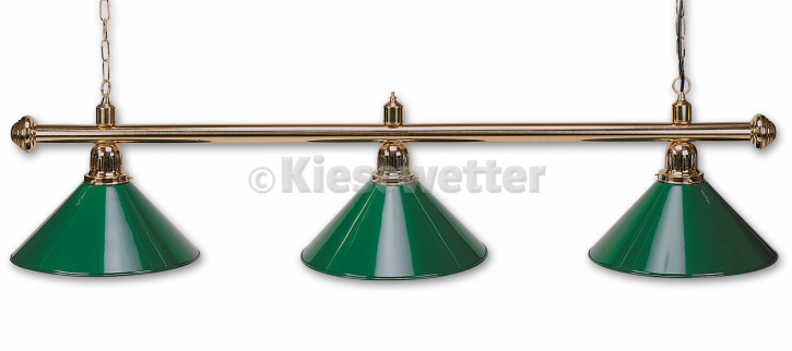 Billard-Lampe Evergreen 3-er (Artnr. 3719)