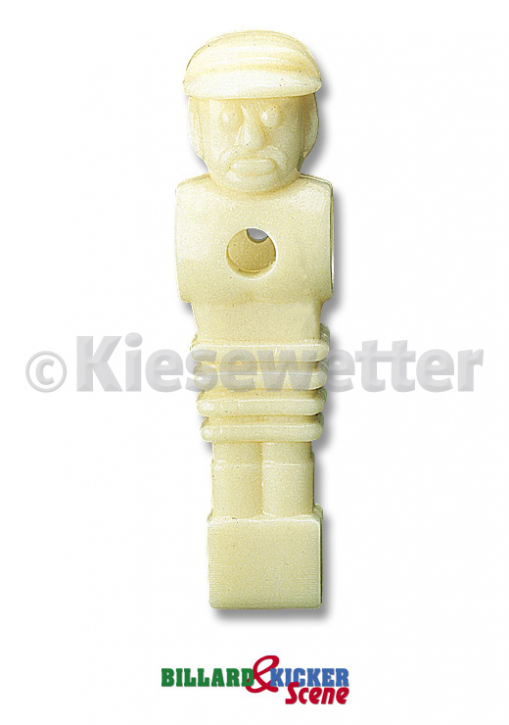 Kicker-Figur Tournament Soccer Beige (Artnr. 6100)