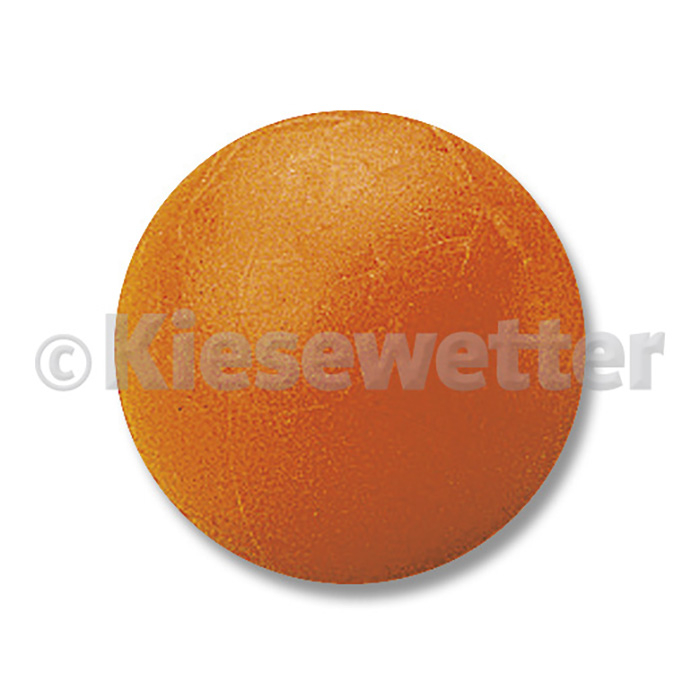 Kicker-Ball hart, Orange (Artnr. 6110)