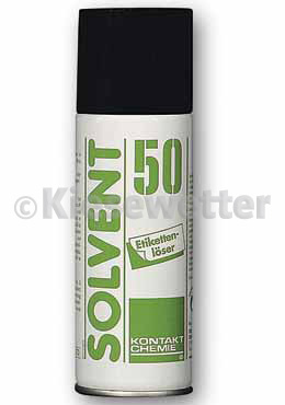 Solvent 50 Spray, 200 ml