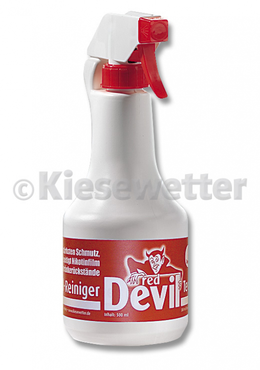 """Red Devil"", 500 ml Flasche"