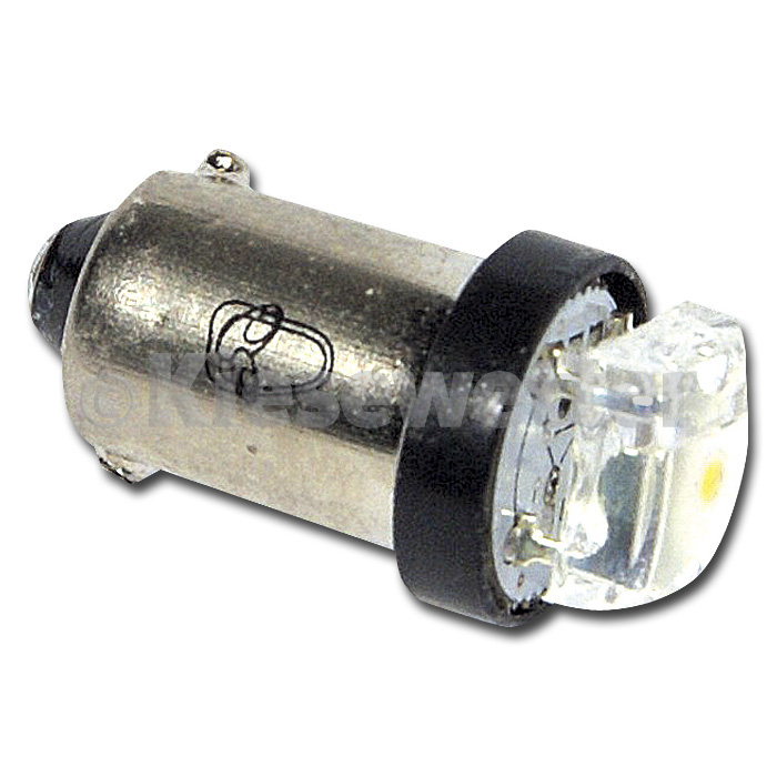 LED Birnchen BA9s warmweiß superflux (Artnr. 9327)