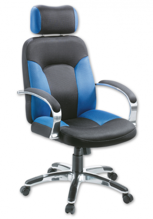 Sessel »Black Blue«