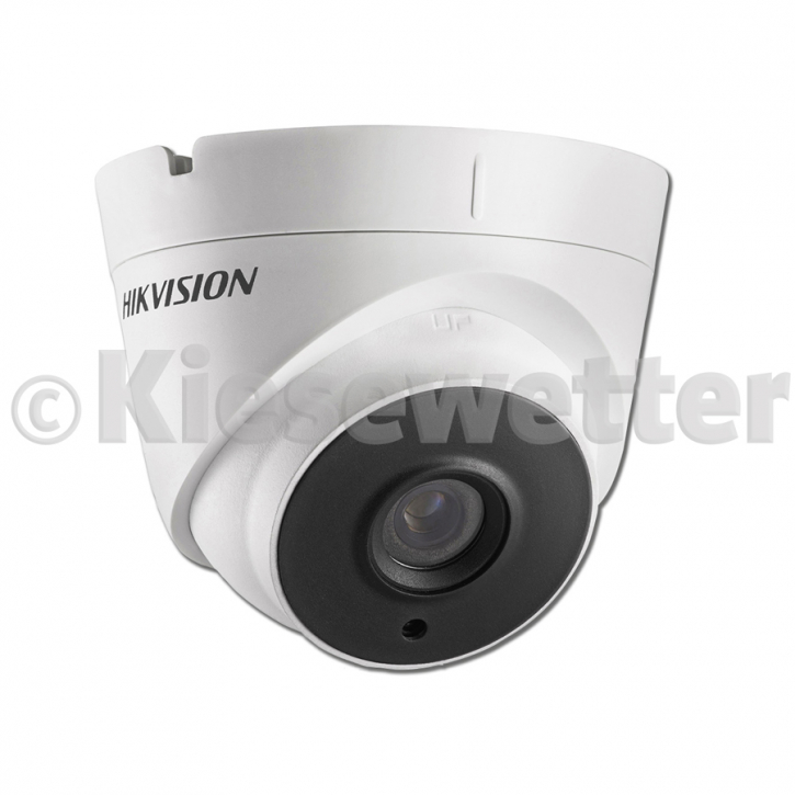 HIKVISION 2 MP PoC Domekamera
