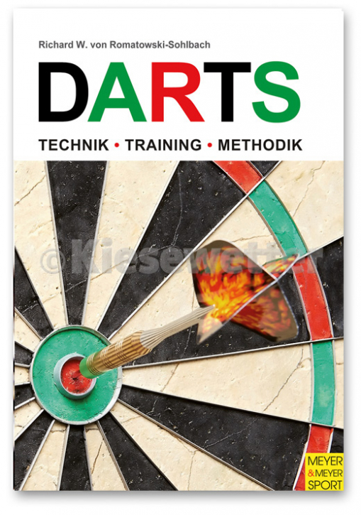 Dart-Buch: Technik-Training-Methodik (Artnr. 20565)