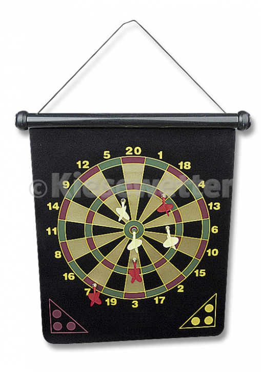 *31* Dartboard Magnetic Darts (Artnr. 20567)