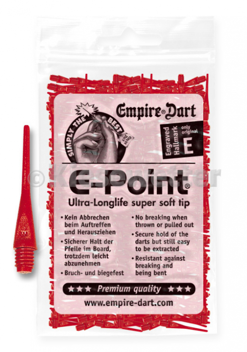 E-Point-Spitzen 2BA Rot (Artnr. 20941)