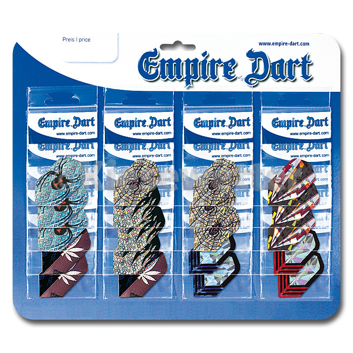 Flight-Display Empire Metallic 2D Slim (Artnr. 21109)