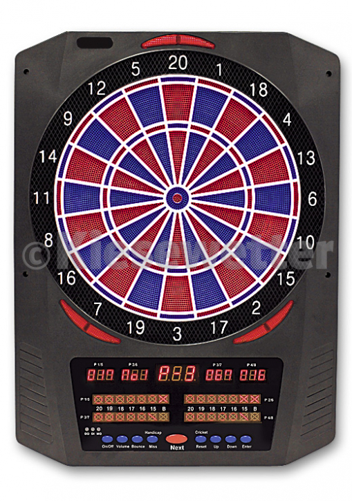 *30* Elektronik Dartboard Champion X3