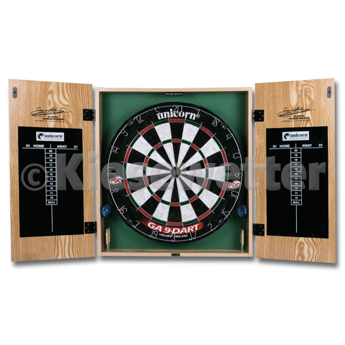 Home Dart-Center Gary Anderson (Artnr. 22451)