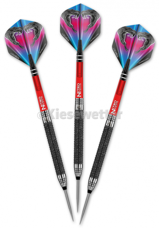 Steel Dart-Set Melbourne Masters Edition Barrel 22g Peter Wright (Artnr. 23162)