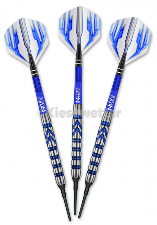 Dart-Set Blue Originals Soft 20 g Gerwyn Price (Artnr. 23186)