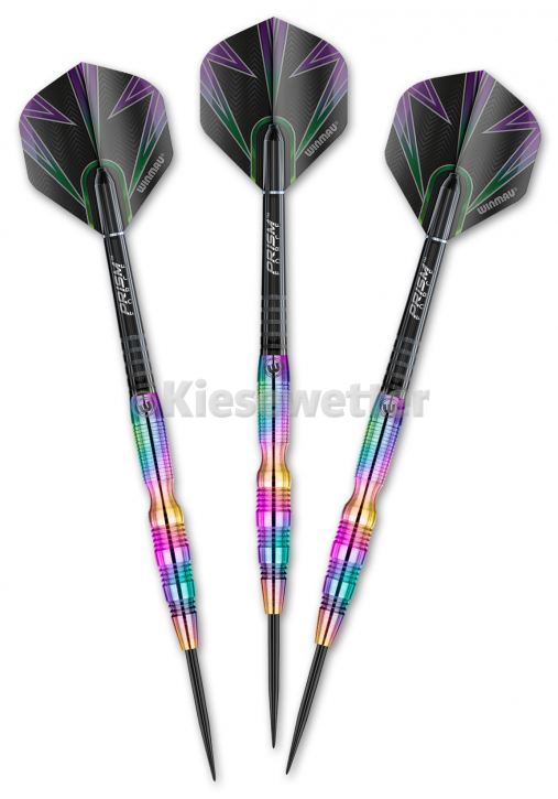 Steel Dart-Set Urban Grip Barrel 24 g Simon Whitlock (Artnr. 23217)