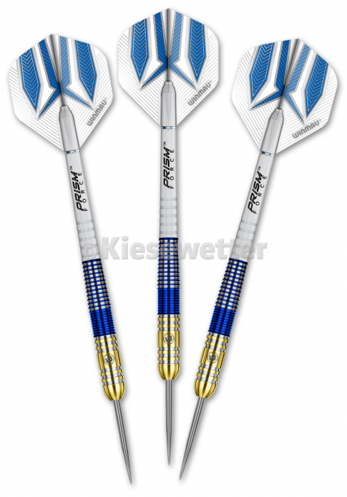 Steel Dart-Set Barrel 22 g Steve Beaton (Artnr. 23219)