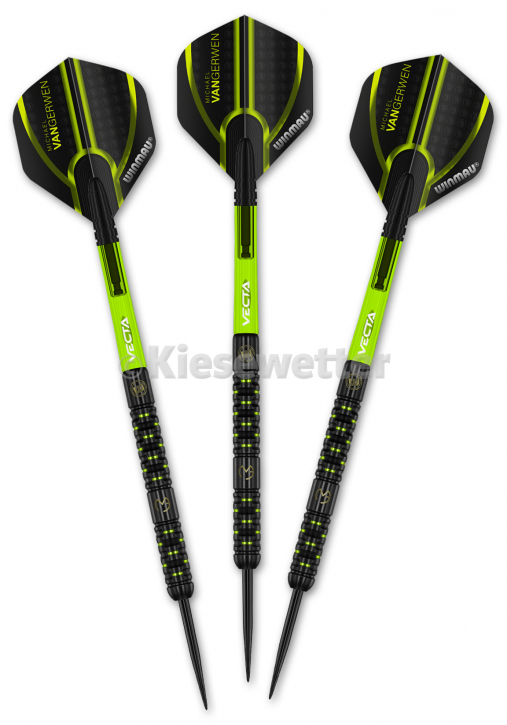 Steel Dart-Set Adrenalin Michael van Gerwen (Artnr. 23226M)