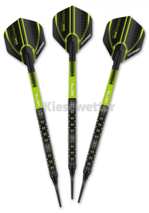 Dart-Set Adrenalin Soft 22 g Michael van Gerwen (Artnr. 23228)