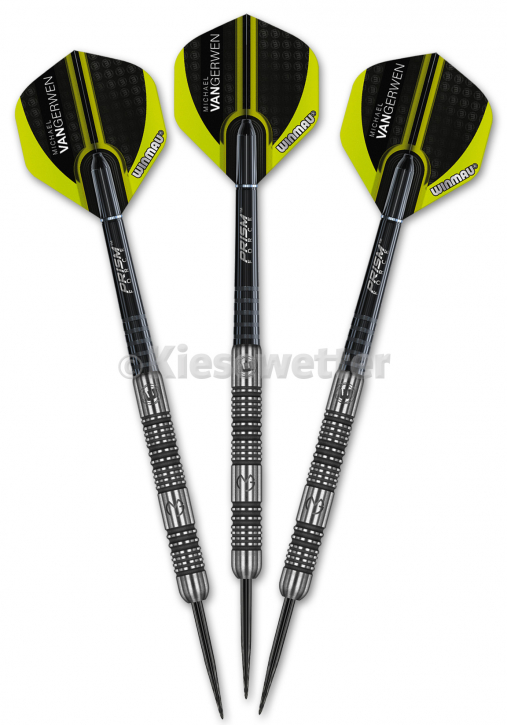 Steel Dart-Set Authentic Michael van Gerwen (Artnr. 23233M)