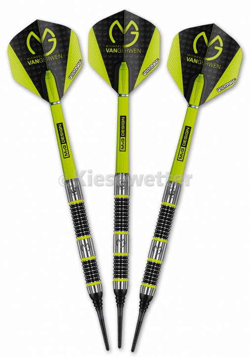 Dart-Set Aspire Soft 20 g Michael van Gerwen