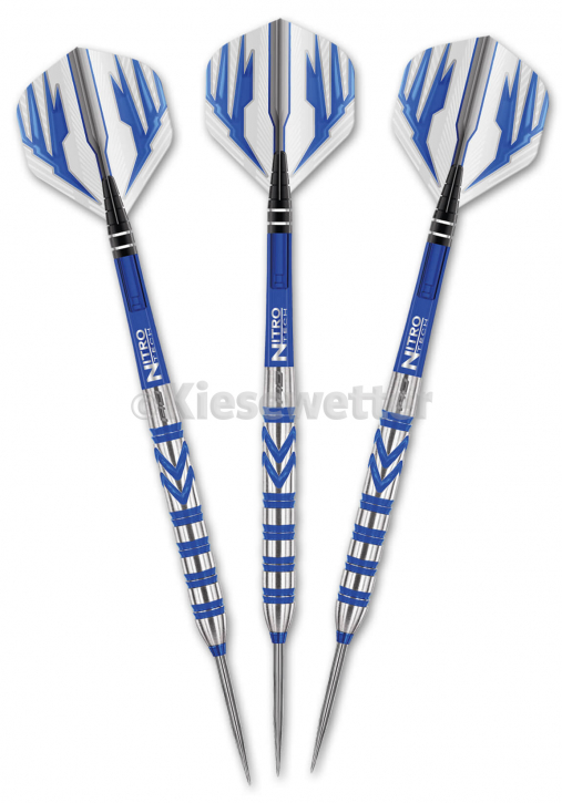 Steel Dart-Set Blue Originals Barrel 24g Gerwyn Price (Artnr. 23262)