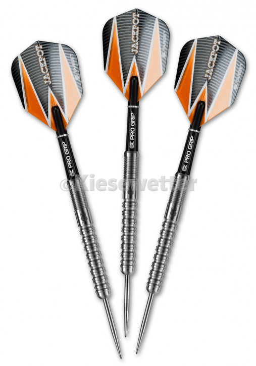 Steel Dart-Set Natural Generation 1 Barrel 23 g Adrian Lewis (Artnr. 23641)