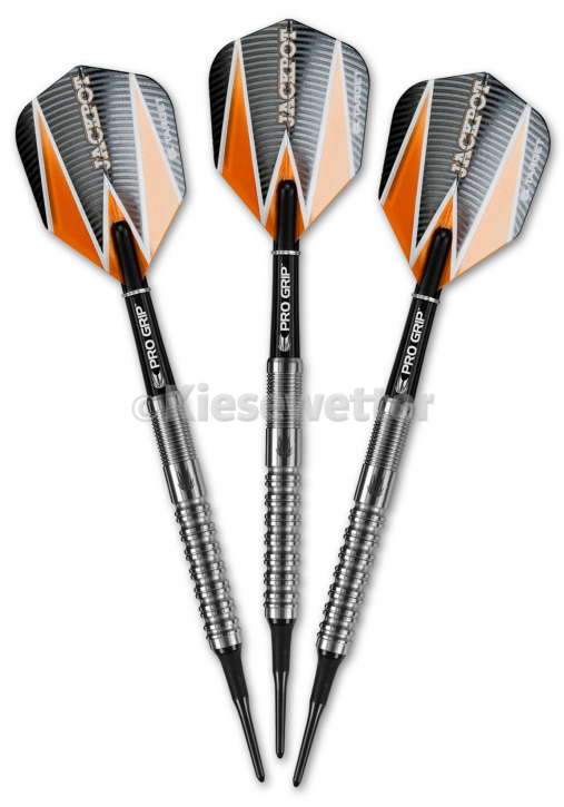 Dart-Set Natural Soft 18 g Adrian Lewis (Artnr. 23648)