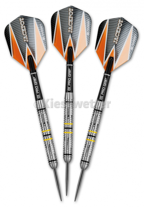 Steel Dart-Set 80% Barrel 22 g Adrian Lewis (Artnr. 23780)