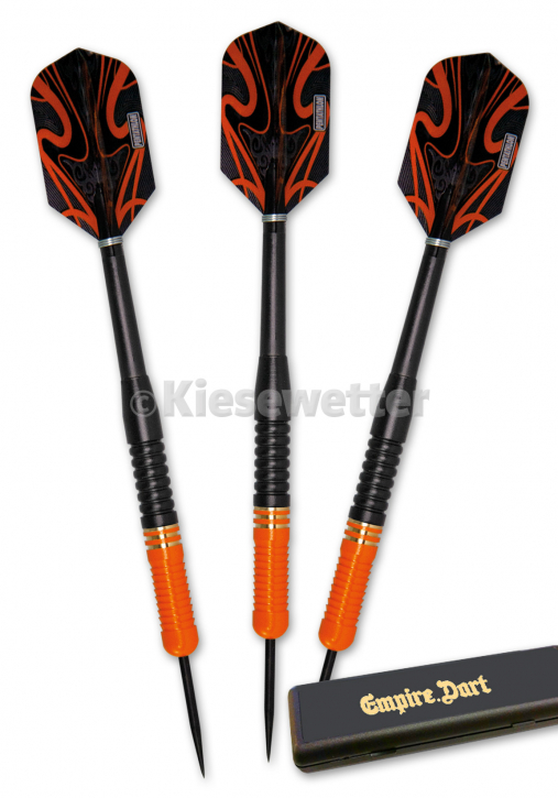 Steel Dart-Set Empire Tropicana No. 1 (Artnr. 23790)