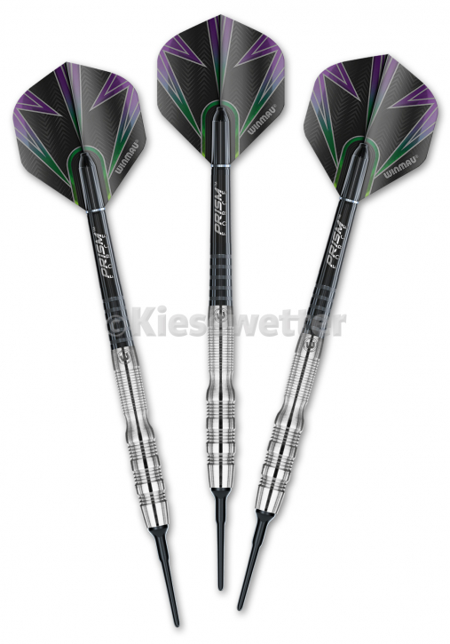 Dart-Set Silver Soft 20g Simon Whitlock (Artnr. 23809)