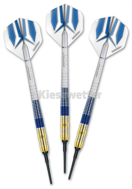 Dart-Set Soft 20 g Steve Beaton (Artnr. 23810)
