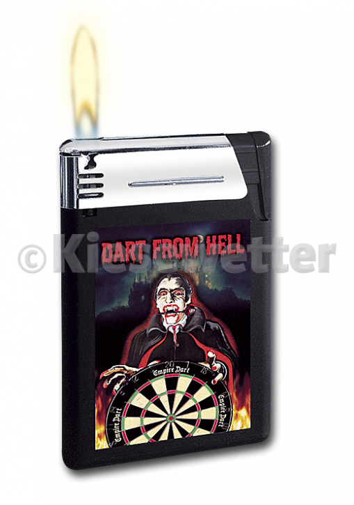 "Empire Dart Feuerzeug ""Dart from Hell"" (Artnr. 28121)"