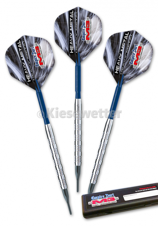 Dart-Set ED M3 HM-3 18g Heavy Metal soft (Artnr. 29065)