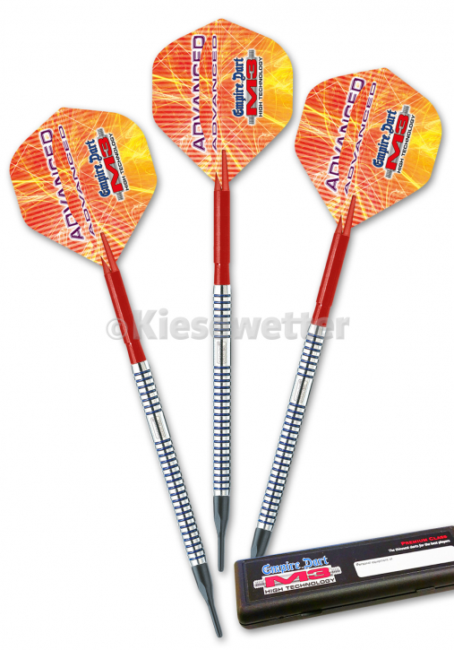 Dart-Set ED M3 AD-5 18g Advanced soft (Artnr. 29066)