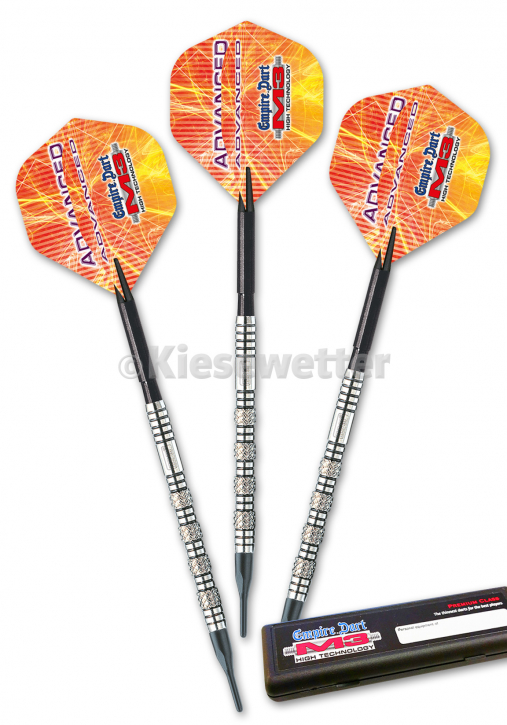 Dart-Set ED M3 AD-7 18g Advanced soft (Artnr. 29068)