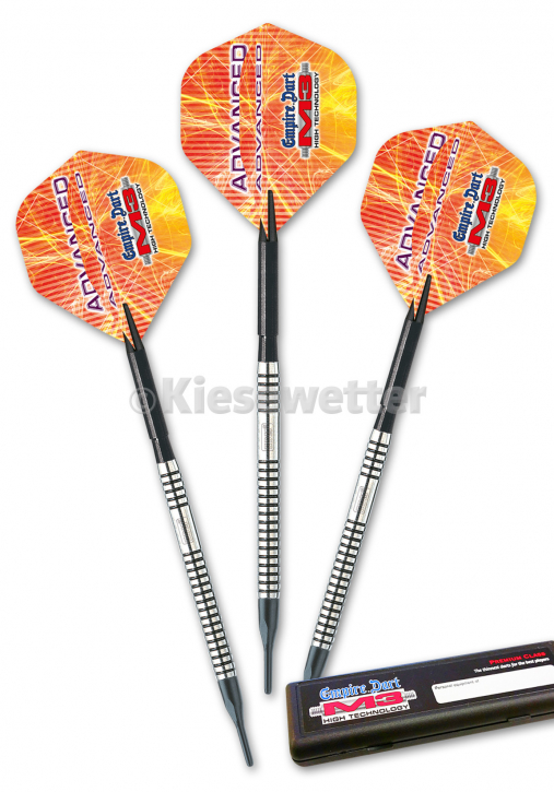 Dart-Set ED M3 AD-2 16g Advanced soft (Artnr. 29069)