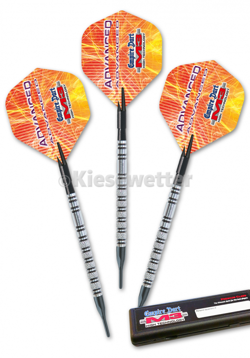 Dart-Set ED M3 AD-3 16g Advanced soft (Artnr. 29121)