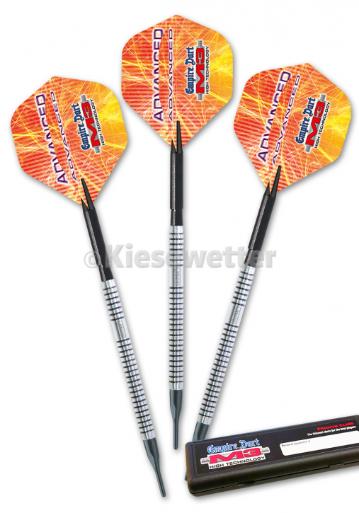 Dart-Set ED M3 AD-4 18g Advanced soft (Artnr. 29122)
