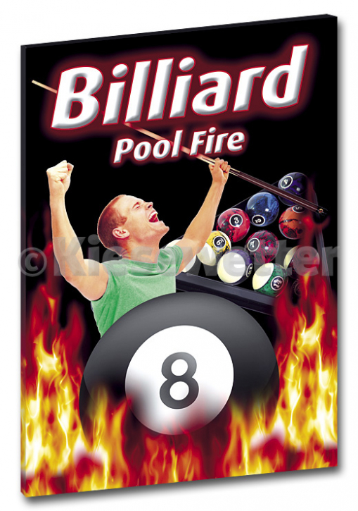 Billard-XXL-Super Picture (Artnr. 36031)