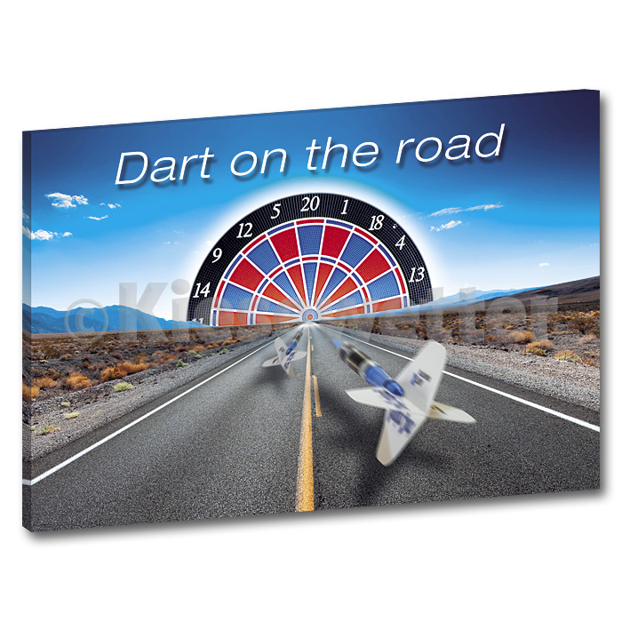 Empire-Dart-XXL Super Picture Dart on the Road