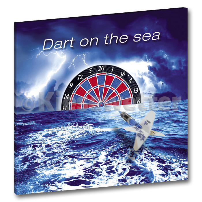 Empire-Dart-XXL Super Picture Dart on the Sea