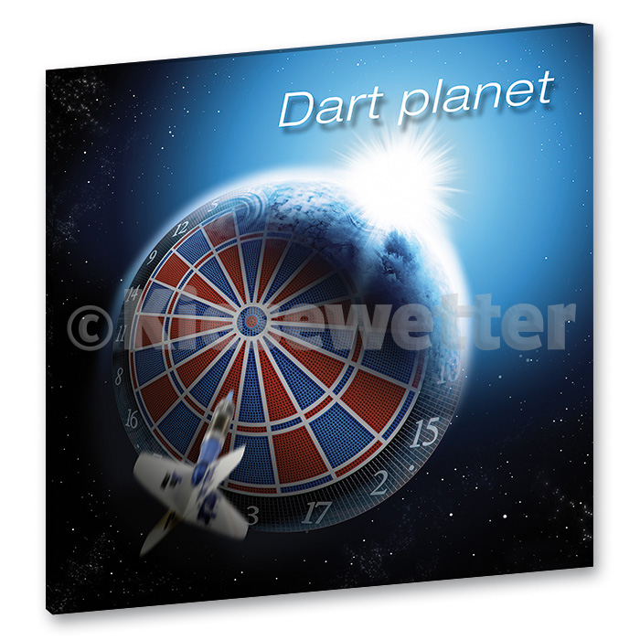 Empire-Dart-XXL Super Picture Dart Planet