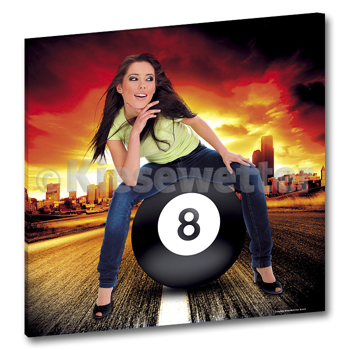 Billard-XXL-Super Picture (Artnr. 36061)
