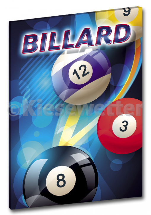 Billard-XXL-Super Picture (Artnr. 36201M)