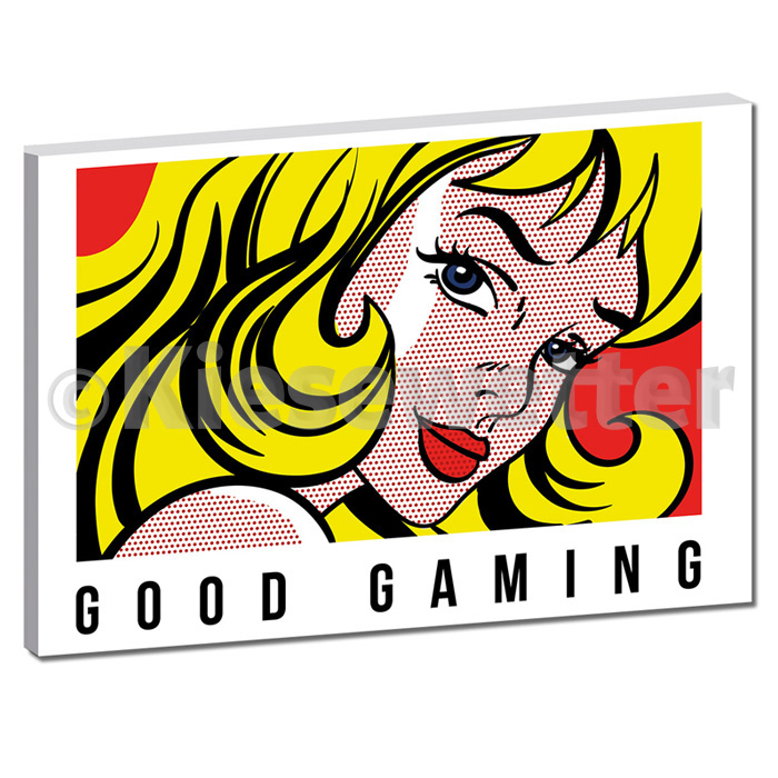 Casino-XXL Super Picture Motivwelt Fun Good Gaming (Artnr. 36314M)
