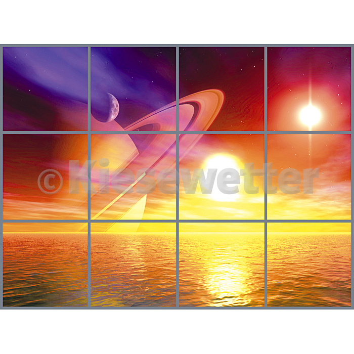 Casino Super Panel - 3 x 4 Panels (Artnr. 38087)