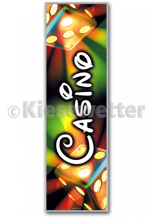 Casino LED Super Display ca. 61 x 198 cm