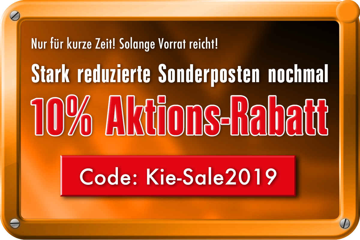 EB Sale 10% Aktions-Rabatt