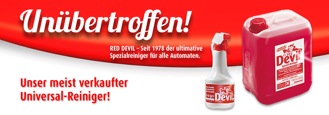 Werbung Red Devil
